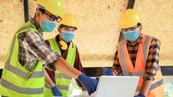 COVID-safe construction sites