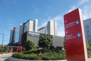 Autumn reveals centrepiece of western Sydney health