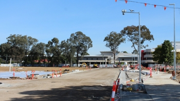 New Road for Westmead