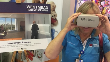 Westmead's past, present and future greets guests